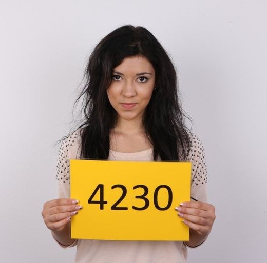 Ester - `4230` - for CZECHCASTING