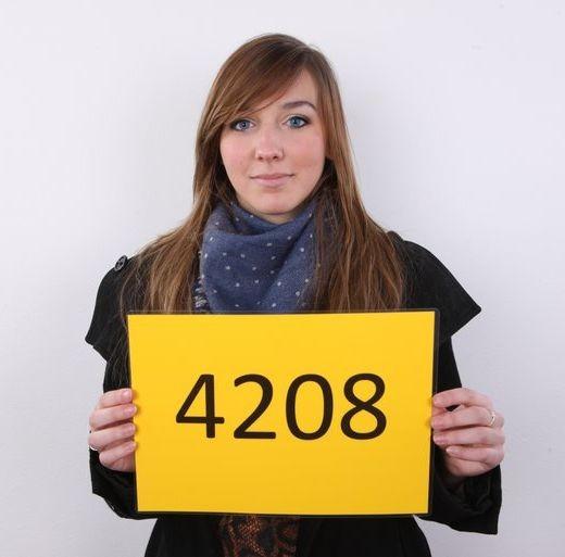 Vera - `4208` - for CZECHCASTING