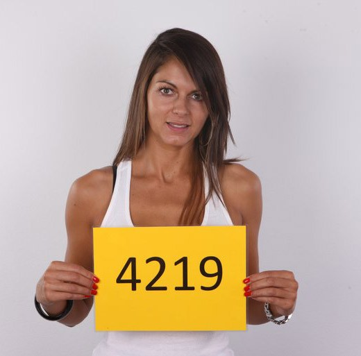 Renata - `4219` - for CZECHCASTING