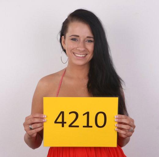Romana - `4210` - for CZECHCASTING
