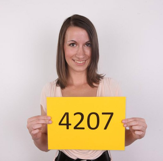 Anna - `4207` - for CZECHCASTING