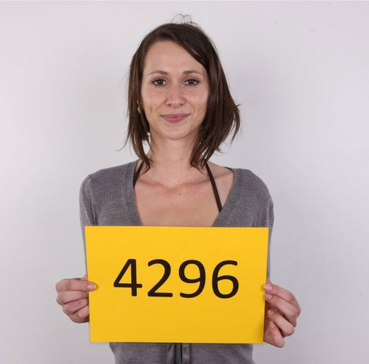 Barbora - `4296` - for CZECHCASTING