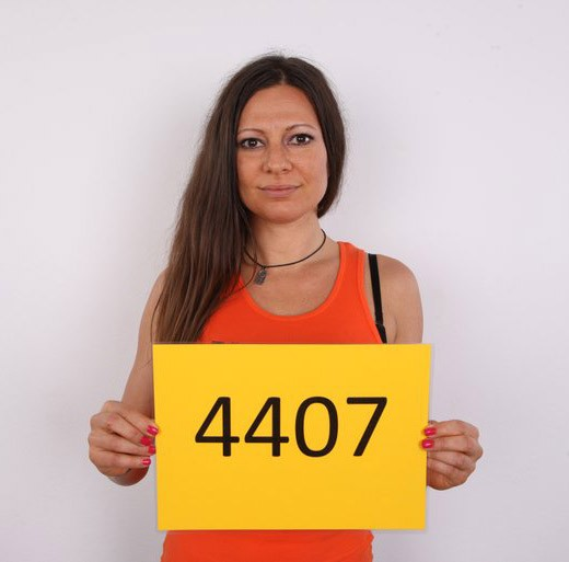 Vanesa - `4407` - for CZECHCASTING