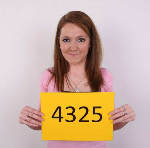 Barbora - `4325` - for CZECHCASTING