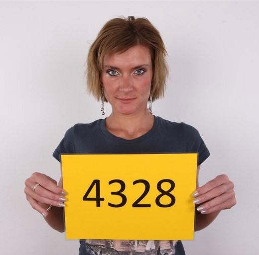 Denisa - `4328` - for CZECHCASTING