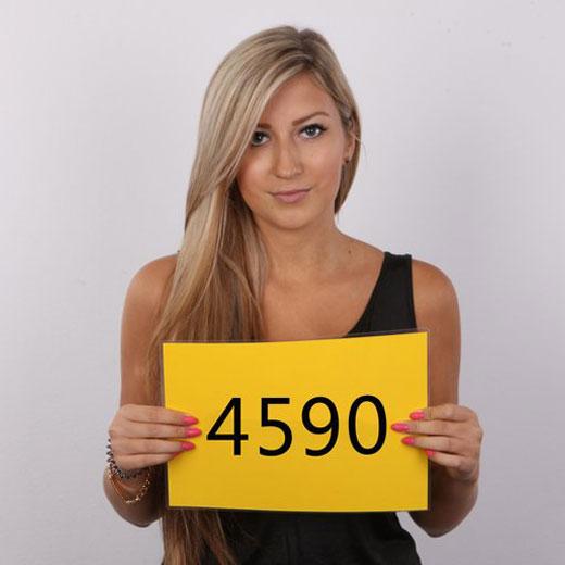Eliska - `4590` - for CZECHCASTING