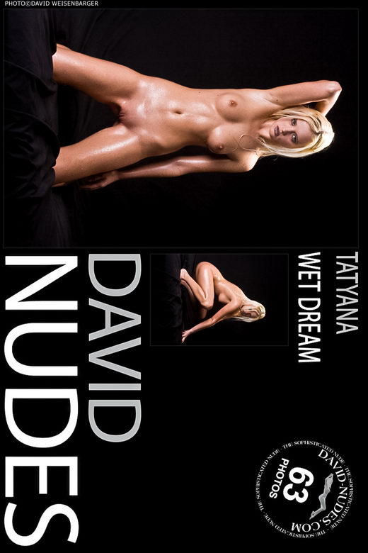 Tatyana - `Wet Dream` - by David Weisenbarger for DAVID-NUDES