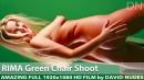 Green Chair Shoot