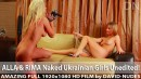 Alla & Rima - Naked Ukrainian Girls Unedited!