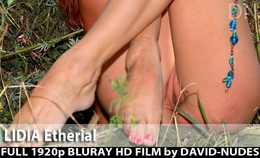Lidia - `Etherial` - by David Weisenbarger for DAVID-NUDES