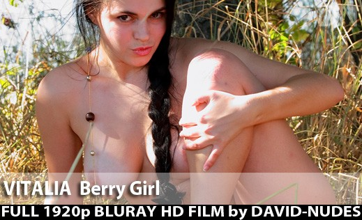 Vitalia - `Berry Girl` - by David Weisenbarger for DAVID-NUDES