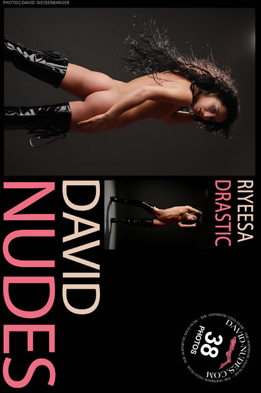 Riyeesa - `Drastic` - by David Weisenbarger for DAVID-NUDES