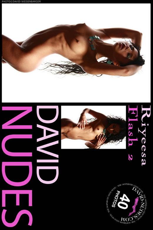 Riyeesa - `Flash 2` - by David Weisenbarger for DAVID-NUDES