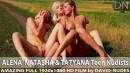 Teen Nudists