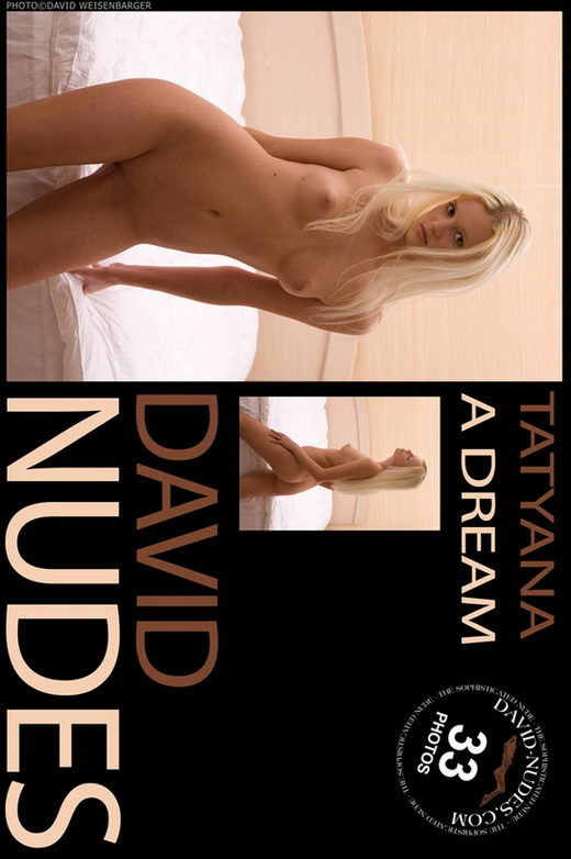 Tatyana - `A Dream` - by David Weisenbarger for DAVID-NUDES