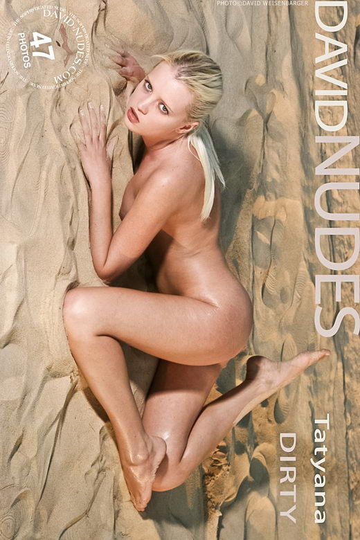 Tatyana - `Dirty` - by David Weisenbarger for DAVID-NUDES