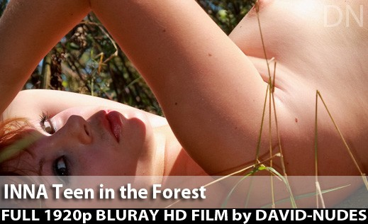Inna - `Teen In The Forest` - by David Weisenbarger for DAVID-NUDES