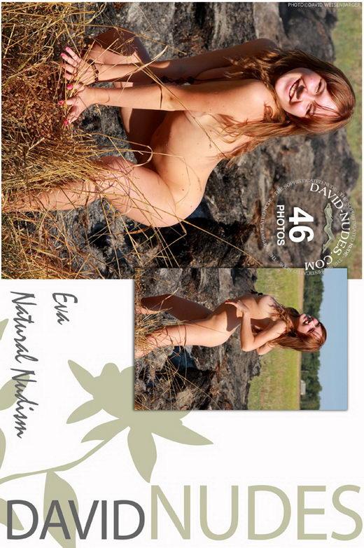 Eva - `Natural Nudism` - by David Weisenbarger for DAVID-NUDES