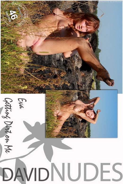 Eva - `Getting Dirt On Me` - by David Weisenbarger for DAVID-NUDES