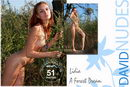 Lidia in A Forest Dream gallery from DAVID-NUDES by David Weisenbarger