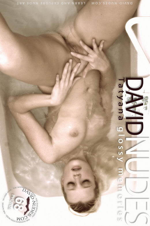 Tatyana - `Glossy Memories` - by David Weisenbarger for DAVID-NUDES