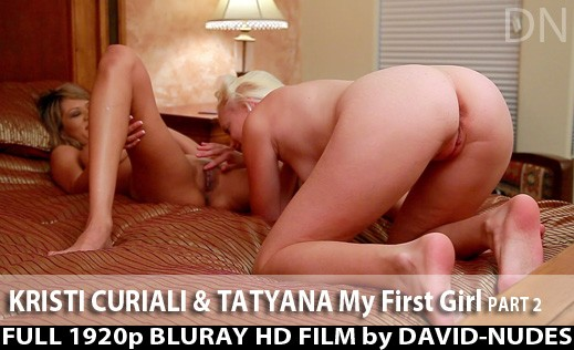 Kristi Curiali & Tatyana - `My First Girl - Part 2` - by David Weisenbarger for DAVID-NUDES