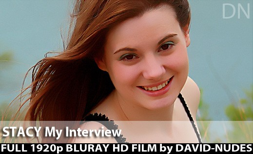 Stacy - `My Interview` - by David Weisenbarger for DAVID-NUDES