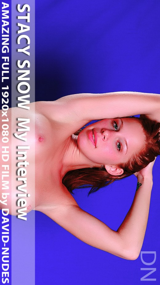 Stacy Snow - `My Interview` - by David Weisenbarger for DAVID-NUDES