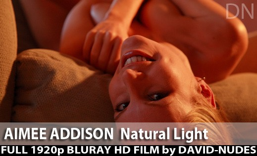 Aimee Addison - `Natural Light` - by David Weisenbarger for DAVID-NUDES