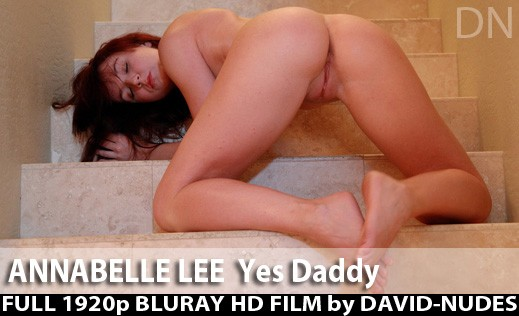 Annabelle Lee - `Yes Daddy` - by David Weisenbarger for DAVID-NUDES