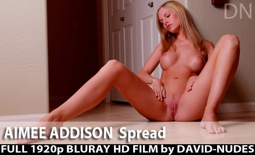 Aimee Addison - `Spread` - by David Weisenbarger for DAVID-NUDES