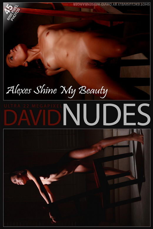 Alexes - `Shine my Beauty` - by David Weisenbarger for DAVID-NUDES