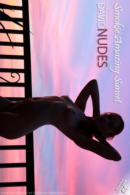 Smokie - `Amazing Sunset` - by David Weisenbarger for DAVID-NUDES