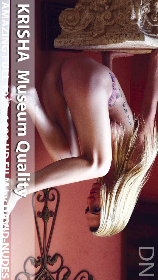 Krisha - `Museum Quality` - by David Weisenbarger for DAVID-NUDES