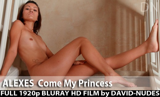 Alexes - `Come My Princess` - by David Weisenbarger for DAVID-NUDES