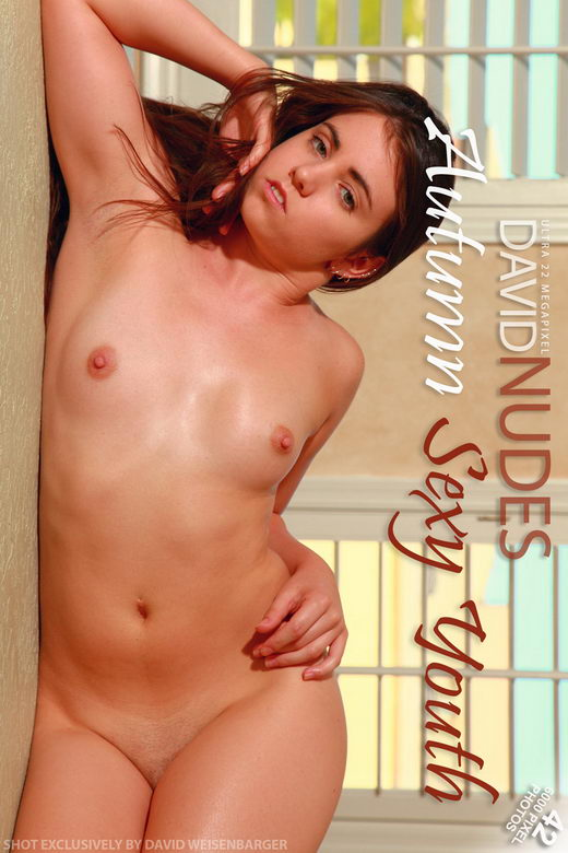 Autumn - `Sexy Youth` - by David Weisenbarger for DAVID-NUDES
