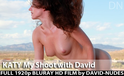Katy - `My Shoot With David` - by David Weisenbarger for DAVID-NUDES