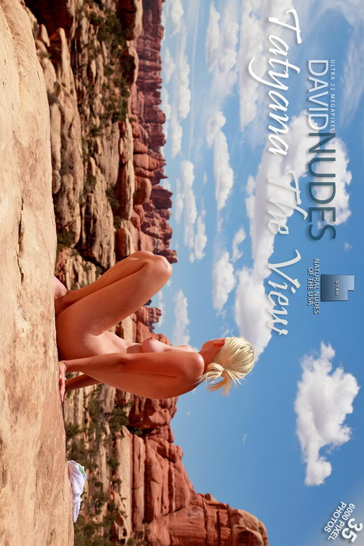 Tatyana - `The View` - by David Weisenbarger for DAVID-NUDES
