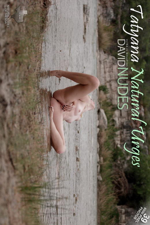 Tatyana - `Natural Urges` - by David Weisenbarger for DAVID-NUDES