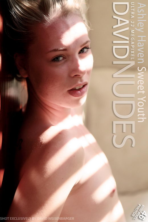 Ashley Haven - `Sweet Youth` - by David Weisenbarger for DAVID-NUDES