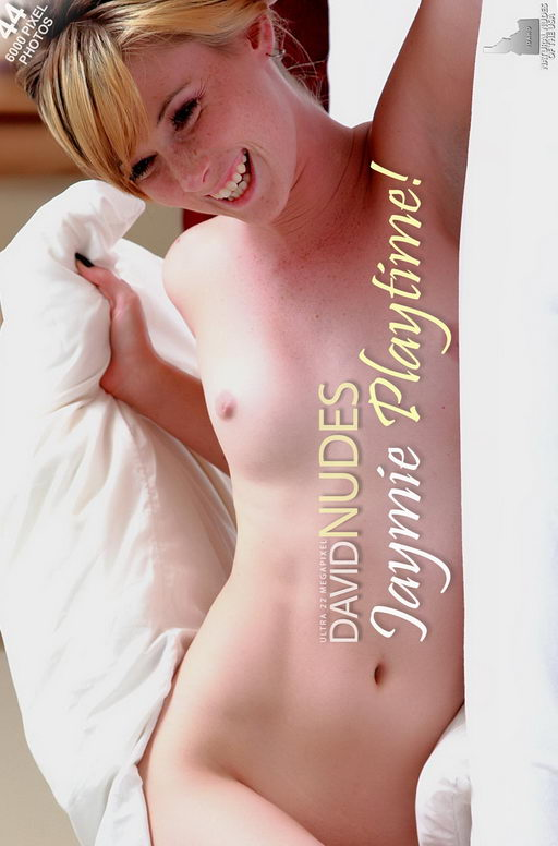 Jaymie - `Playtime!` - by David Weisenbarger for DAVID-NUDES