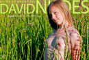 Alyse - Naked Teen in the Grass