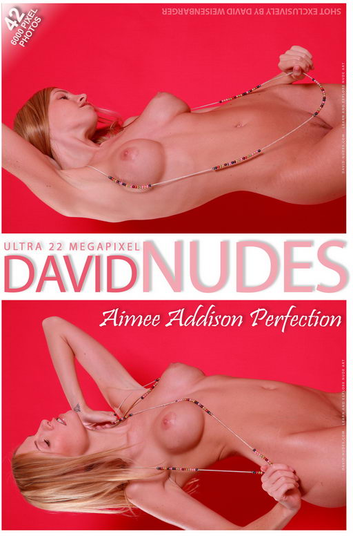 Aimee Addison - `Perfection` - by David Weisenbarger for DAVID-NUDES