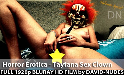Tatyana - `Sex Clown` - by David Weisenbarger for DAVID-NUDES