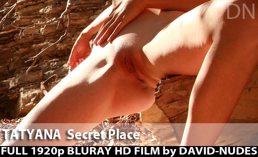 Tatyana - `Secret Place` - by David Weisenbarger for DAVID-NUDES
