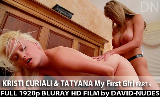 Kristi Curiali & Tatyana - `My First Girl - Part 3` - by David Weisenbarger for DAVID-NUDES
