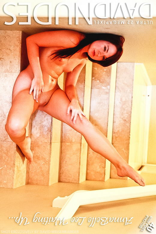 Annabelle Lee in Waiting Up gallery from DAVID-NUDES by David Weisenbarger