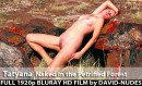 Naked In the Petrified Forest