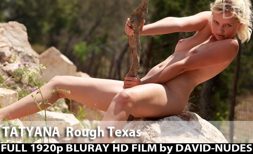 Tatyana - `Rough Texas` - by David Weisenbarger for DAVID-NUDES