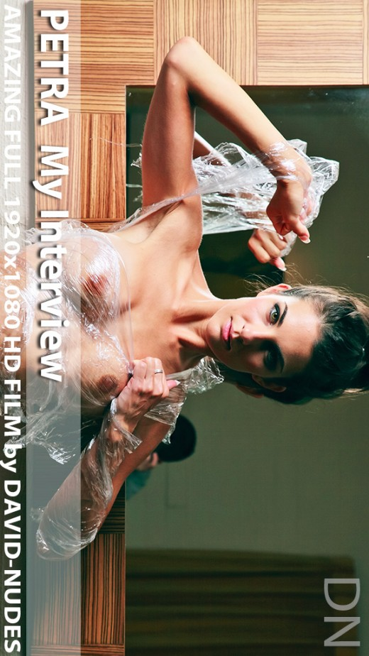 Petra - `My Interview` - by David Weisenbarger for DAVID-NUDES